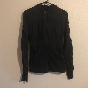 Lululemon Black Dance Studio Jacket Size 8